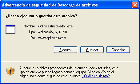 01 Descarga Qclinicas