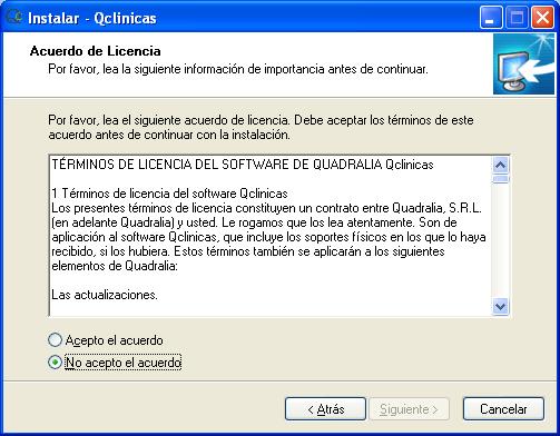 04 Instalación Qclinicas