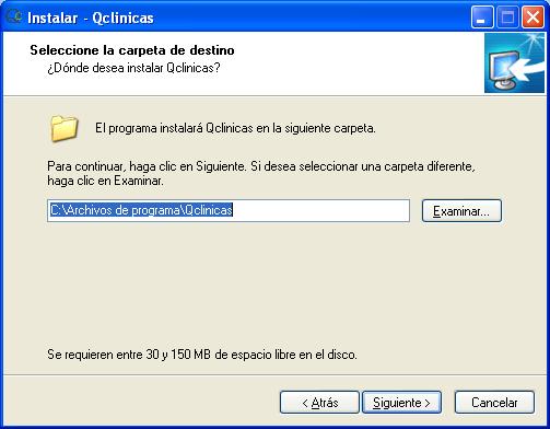 05 Instalación Qclinicas