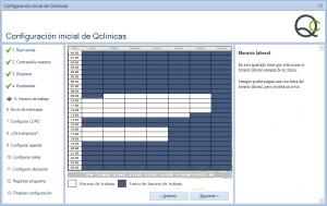 05b Configuración inicial Qclinicas
