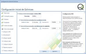 06 Configuración inicial Qclinicas