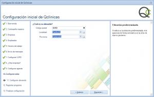 11 Configuración inicial Qclinicas