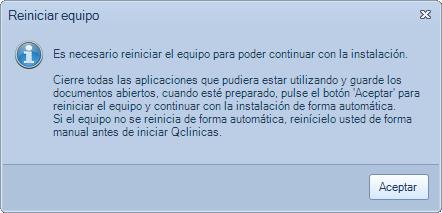 18 Instalación Qclinicas